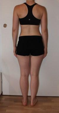 18.7.2013: Paino 54,9kg; BMI 21,4; Rasvaprosentti 29,3%; Lihasprosentti 29,7%; Vyötärö 61cm; Reisi 51cm